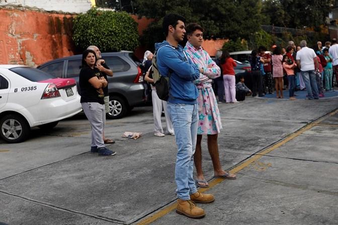 Confirmados 286 mortos no México — Sismo