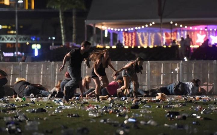 Tiroteio perto de casino faz pelo menos dois mortos — Las Vegas