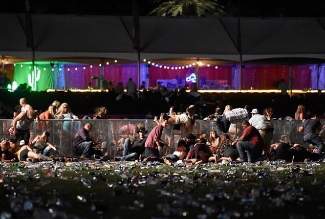 Las Vegas: tiroteio perto de casino faz pelo menos dois mortos