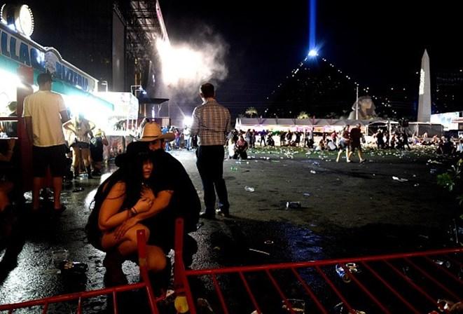 Trump envia condolências a vítimas de ataque em Las Vegas