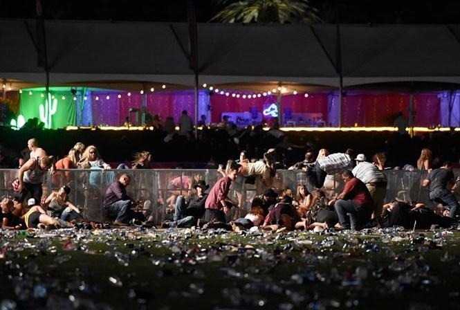Tiroteio em Las Vegas: Trump denuncia ato de 'pura maldade'