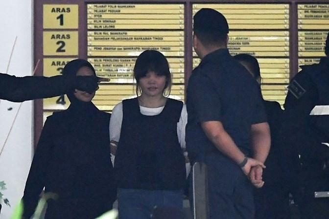 Acusadas pela morte de Kim Jong-nam se declaram inocentes