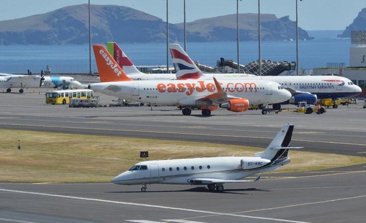 Madeira: TAP tenta evacuar passageiros o mais rápido possível