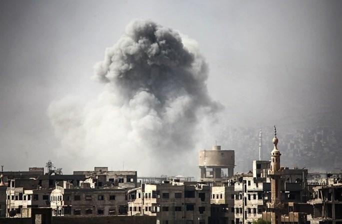 Dois ataques terroristas ocorridos no mesmo dia causam mortes na Síria