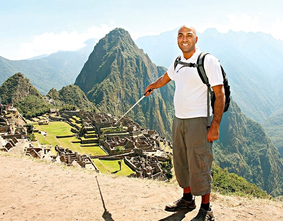 Amar em Machu Picchu