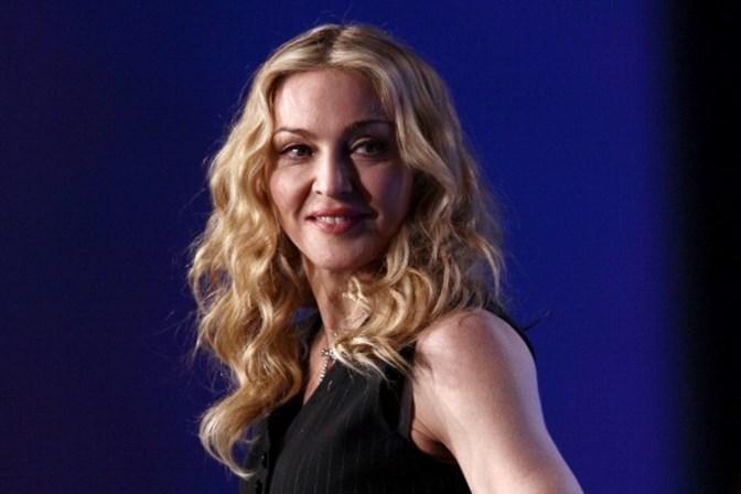 Madonna lamenta:
