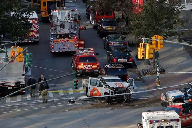 Imprensa americana divulga imagens do suspeito de ter cometido ataque