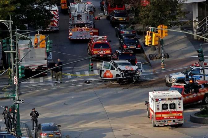 Ataque em Manhattan. Uzbequistão vai cooperar