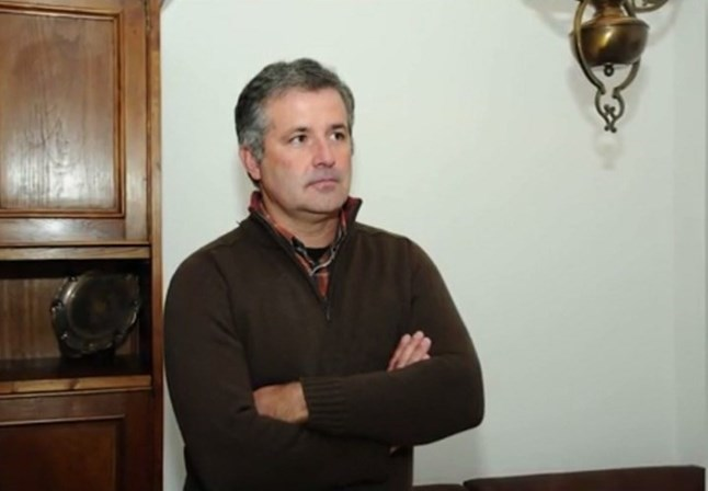 Pedro Dias já está no Tribunal da Guarda