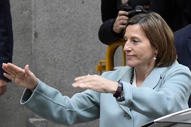 Supremo Tribunal adiou audiências dos deputados catalães