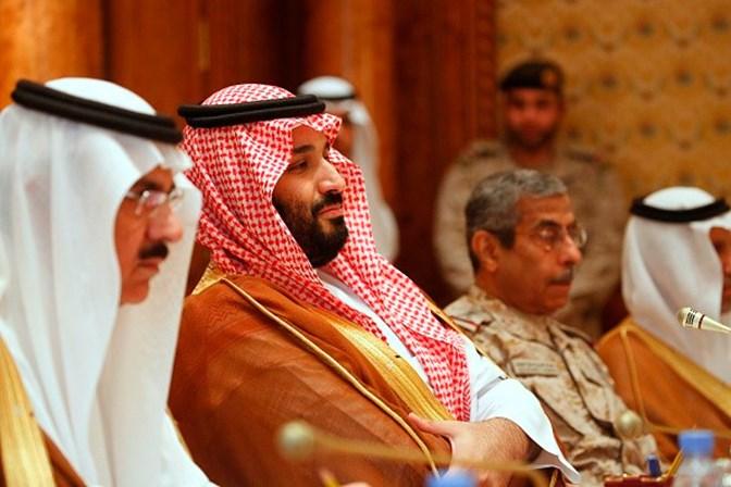 Príncipes e ministros são presos na Arábia Saudita