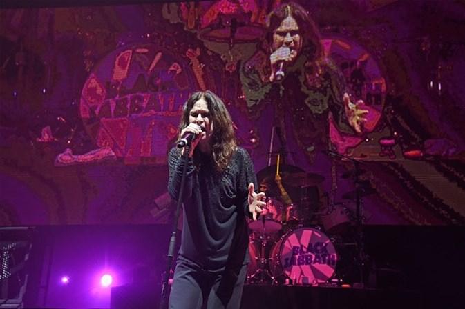 Ozzy Osbourne em Lisboa em tour de despedida