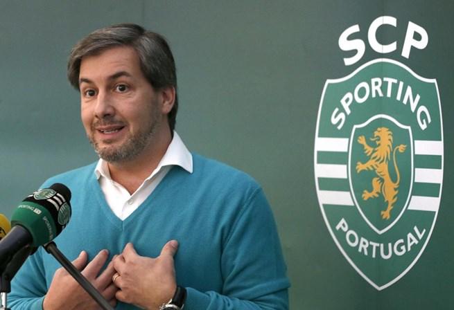 Sporting expulsa de sócio Paulo Pereira Cristóvão