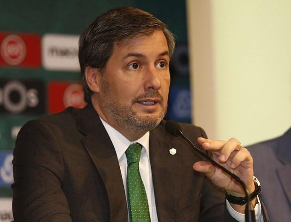 Sporting expulsa sócio Paulo Pereira Cristóvão