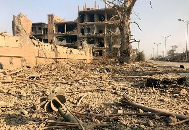 95% da Síria estão livres do Daesh — EUA