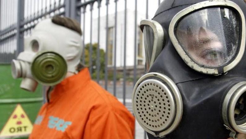 Rússia descarta incidentes em suas instalações nucleares que contaminassem atmosfera