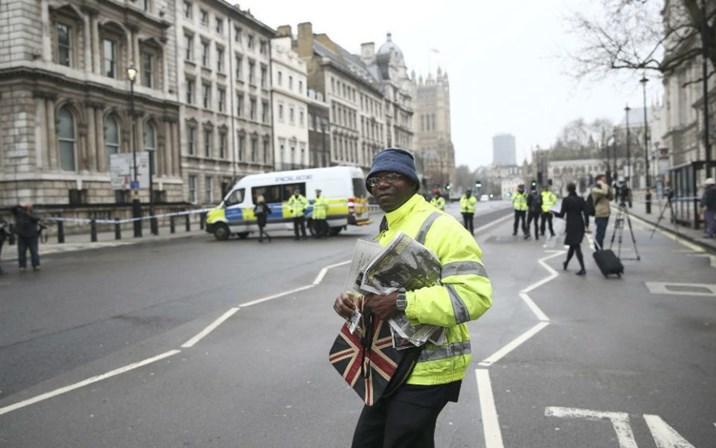 Incidente na estação de metro de Oxford Circus, em Londres - Polícia