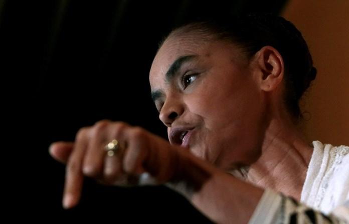 Marina Silva anuncia que é pré-candidata à presidência em 2018