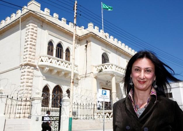 Dez detidos por suspeita de envolvimento no homicídio de jornalista em Malta