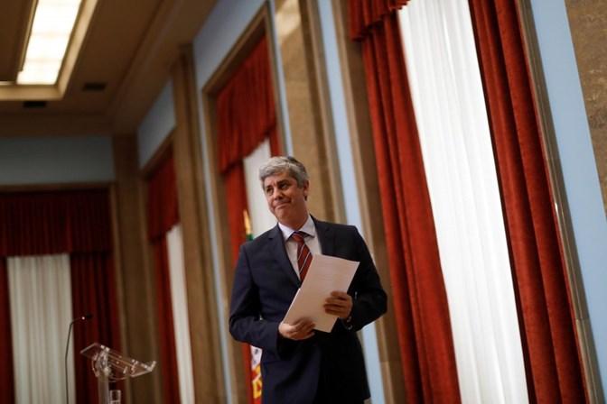 Mário Centeno vai a votos para presidente do Eurogrupo