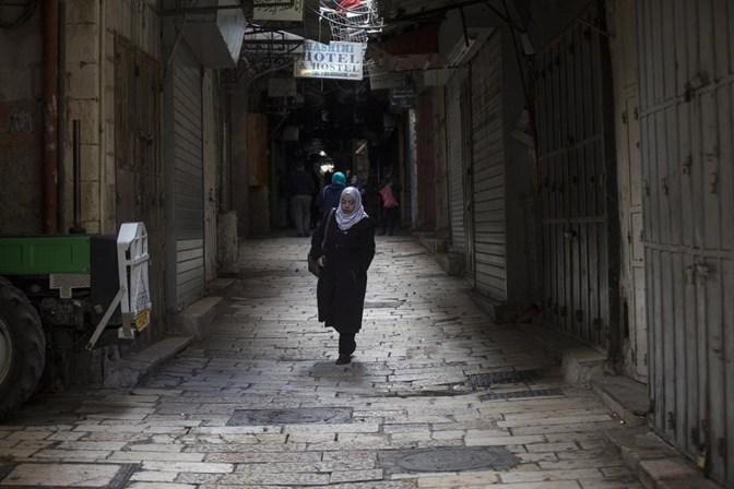 Milícias palestinas em Gaza lançam dois projéteis para Israel