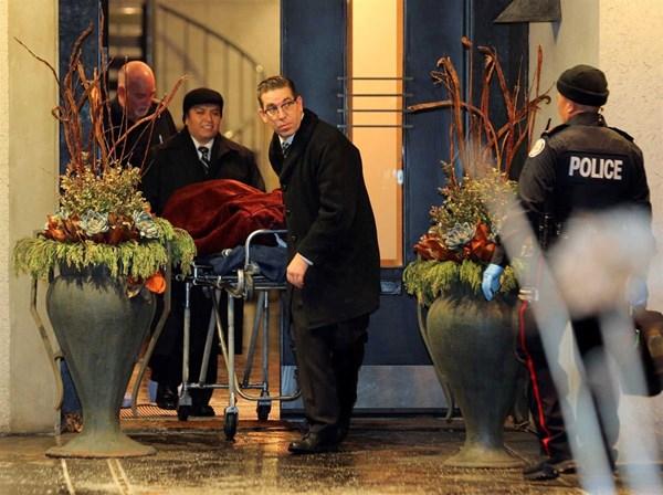 Milionários da indústria farmacêutica encontrados mortos em casa