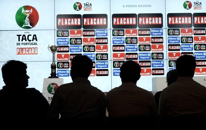 Quartos com Clássico à espreita — Taça de Portugal