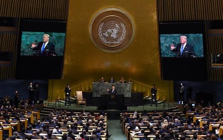 ONU condena decisão americana sobre Jerusalém