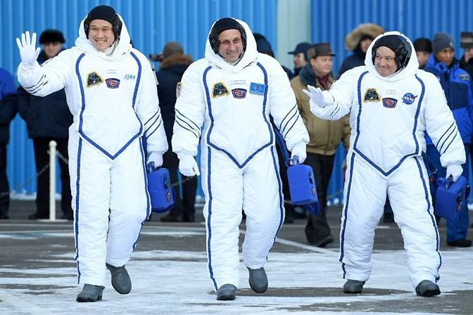 Astronauta japonês cresceu 9 centímetros no Espaço