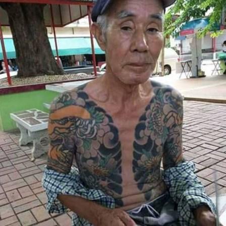 Chefe yakuza