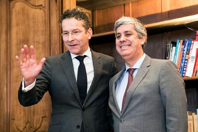 Ministro das Finanças de Portugal assume presidência de Eurogrupo