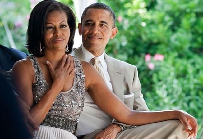 Barack Obama surpreende Michelle com uma declaração de amor