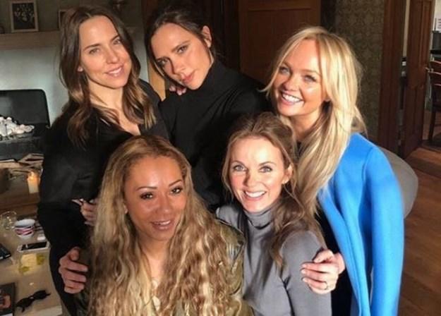 Integrantes do Spice Girls se encontram para decidir retorno do grupo