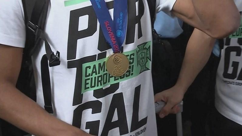 Portugal é campeão da Europa com