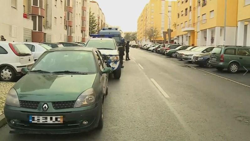 PSP faz megaoperação em Lisboa