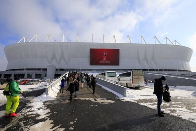 Arbitragem em vídeo aprovada para a Copa da Rússia