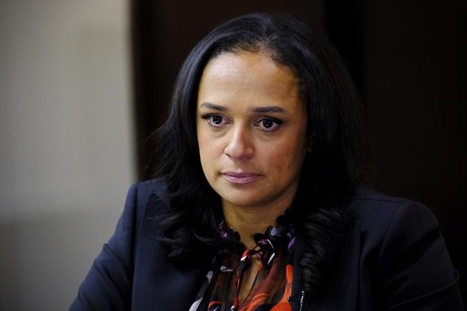 Isabel dos Santos diz que presidente da Sonangol