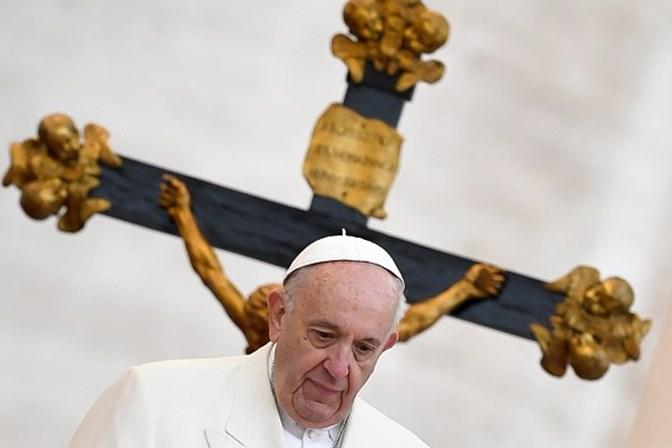 Segundo jornal italiano, papa Francisco disse que o