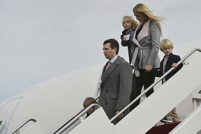 Filho mais velho de Donald Trump anuncia divórcio
