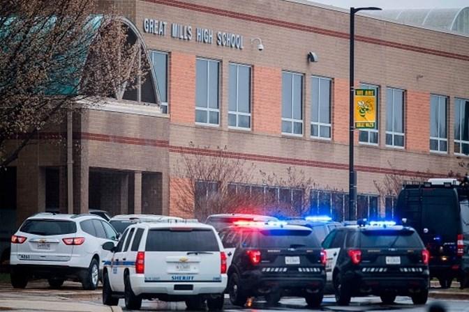 EUA registram mais um tiroteio em escola