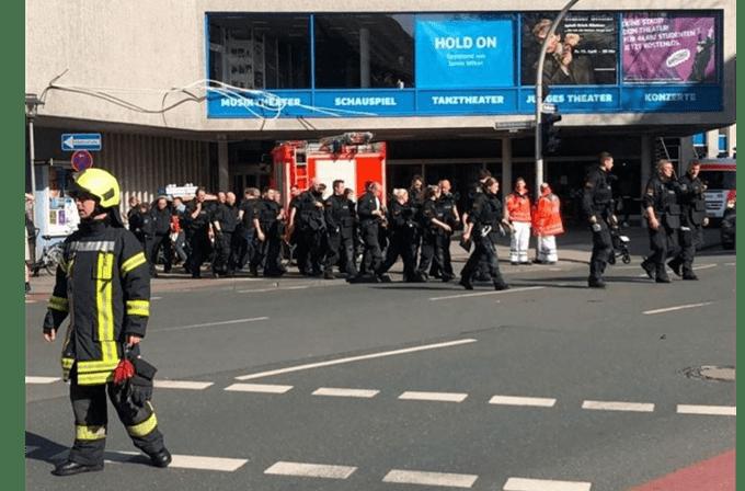 Vários mortos e feridos após atropelamento em Munster