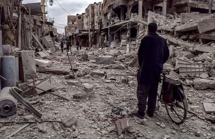 Agência europeia alerta aviação civil para possíveis ataques aéreos — Síria