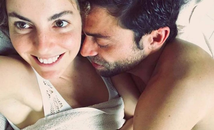 Diogo Amaral confirma namoro com Jessica Athayde