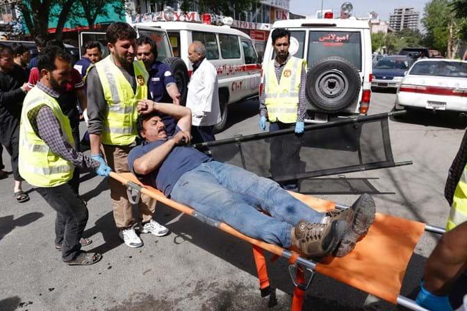 Afeganistão é atingido por 2 explosões; há vítimas
