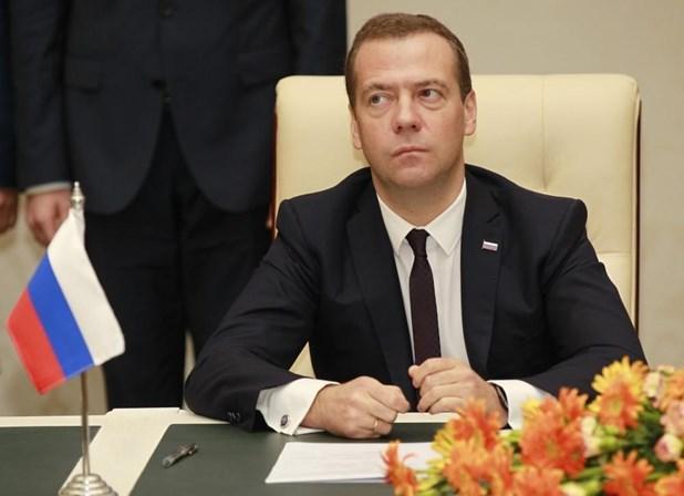 Rússia: Medvedev é nomeado primeiro-ministro