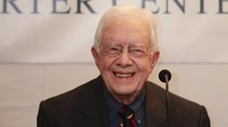 Jimmy Carter anuncia estar doente com cancro do fígado