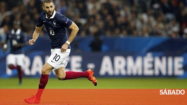 Federação Francesa de Futebol fecha a porta da selecção a Benzema - Futebol  - SÁBADO e691274efe010