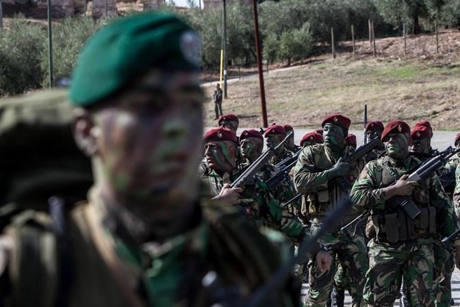 35a868b359766 Quatro internados no curso dos comandos - Portugal - SÁBADO