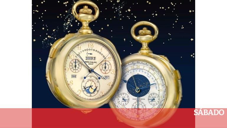 4e7c3079902 Relógio raro em leilão por €7 milhões - Vida - SÁBADO