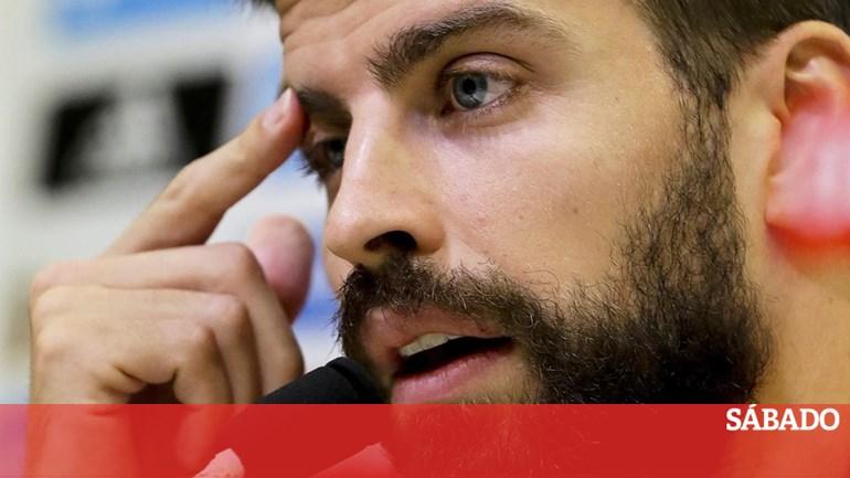 Piqué  Um independentista pode jogar pela selecção de Espanha - Desporto -  SÁBADO a53c178b1c466